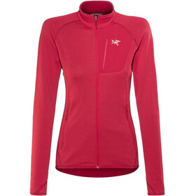 Arc'teryx Konseal Giacca Donna rosso